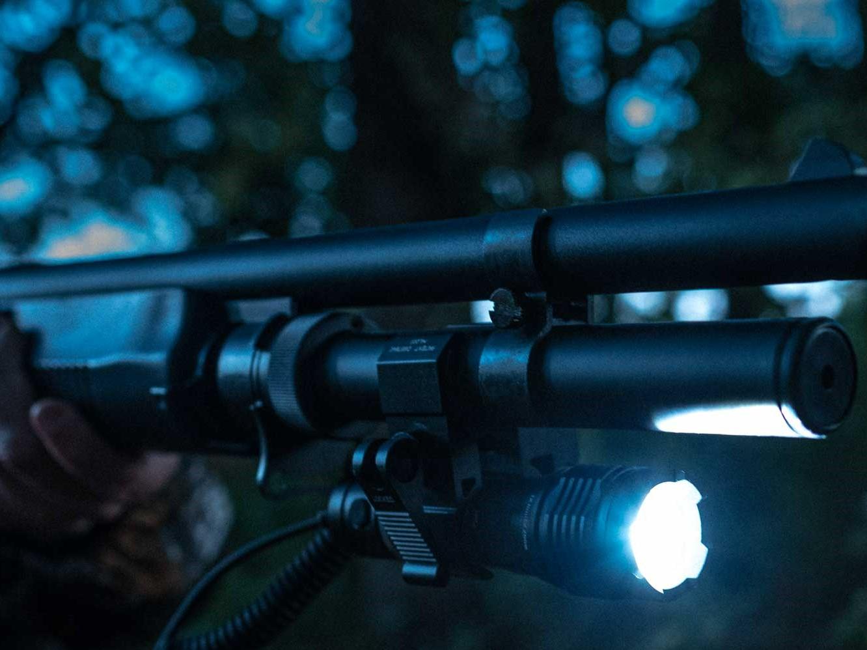 Barrel Mounted Lights & Lasers